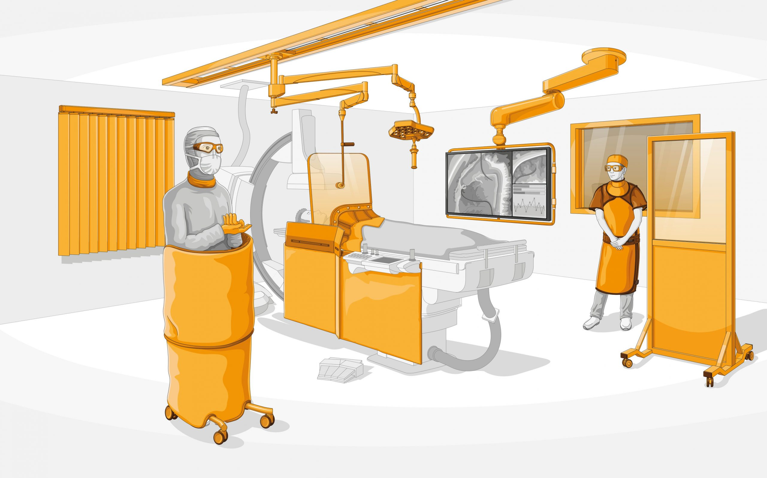 MAVIG- X-Ray Protection and Medical Suspension Systems